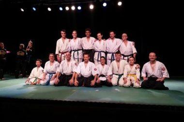 6ème Nuits des Arts Martiaux du Tarn et Garonne25 Novembre 2014